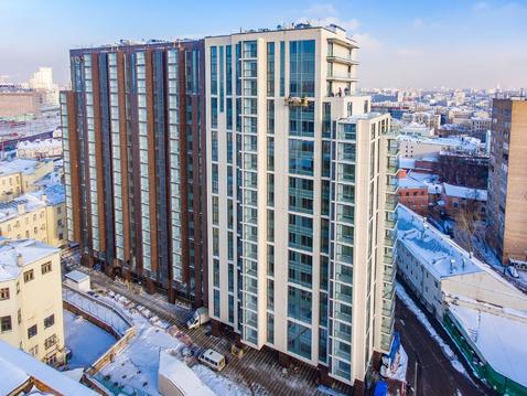 """ЖК """"Басманный,5"""" - 4-х комн, 121,3кв.м, 11 этаж - Фото 1"""