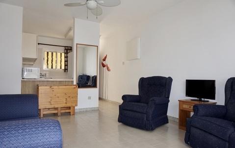 Трехкомнатный Апартамент с большой верандой в пригороде Пафоса - Фото 4