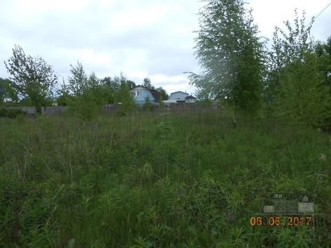 Купить земельный участок в деревне Троица Новгородского района. - Фото 3