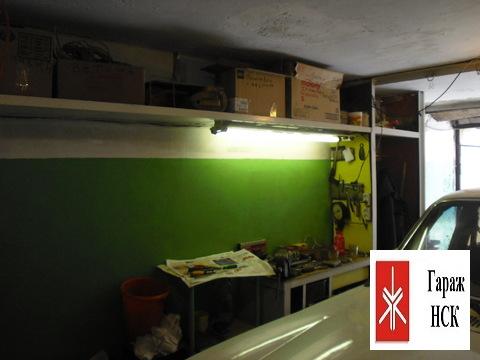 Продам капитальный гараж. Верхняя зона Академгородка, ГСК Радуга № 297 - Фото 4
