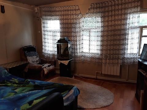 Продается отдельно стоящий жилой бревенчатый дом в мкр. Оргтруд - Фото 1