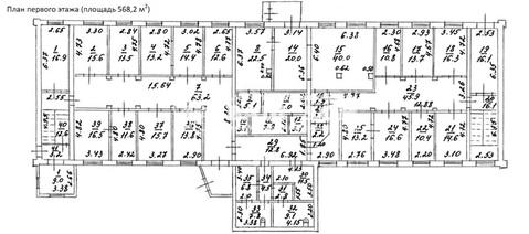 Нежилое здание 1165 кв.м на перекрестке Фрунзе/Сойфера - Фото 4