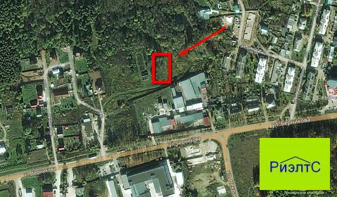 Земельный участок в черте города