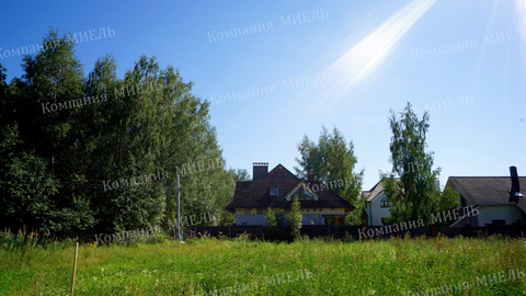 Купить землю в Троицке и построить дом в мкр К Троцк - Фото 1