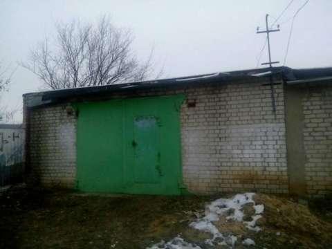 Продаю Кирпичный гараж - Фото 1