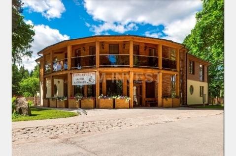 195 000 €, Мини отель с кафе и баней в Юрмале в Кемери, Продажа домов и коттеджей Юрмала, Латвия, ID объекта - 502990686 - Фото 1