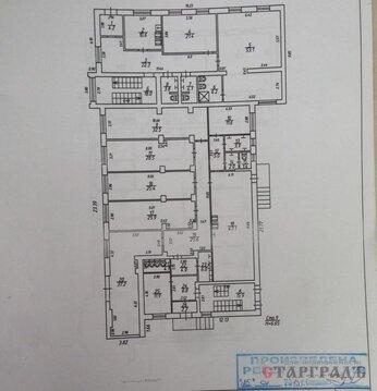 Двухэтажное кирпичное здание торгового центра 850 кв.м. на участке 16 - Фото 3