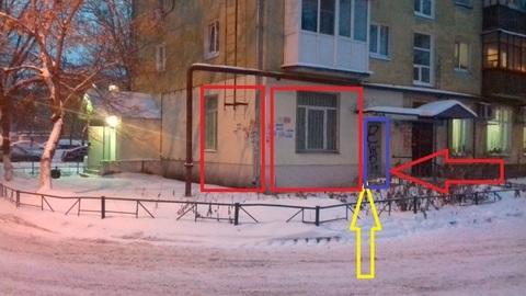 Аренда 30 кв.м 1 й этаж проспект Ленина - Фото 2