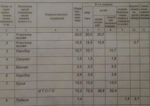 2-к Щорса 53 - Фото 2