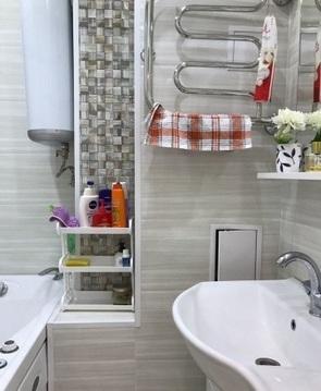 Аренда 4-х комнатной квартиры 75 кв м на Соколе.Квартира с хорошим . - Фото 3