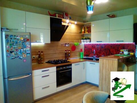 Купить 2 комнатную квартиру в Заволжском районе с большой кухней - Фото 4