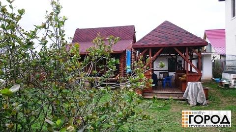Продажа дома 200 м.кв.д.Каблуково с земельным участком - Фото 4