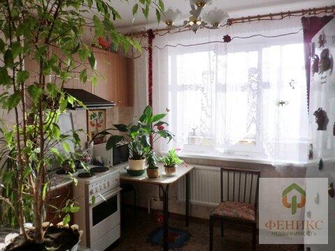 Светлая однокомнатная квартира с лоджией в центре Всеволожска. - Фото 3