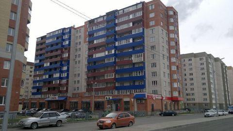 2 к.кв. в новом доме, г. Псков, ул. Инженерная, д. 120 - Фото 1