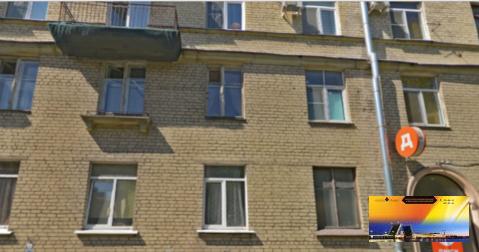 Трехкоматная квартира в сталинке у метро Черная Речка в Прямой продаже - Фото 3