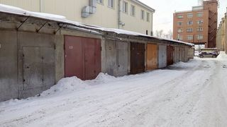 Аренда гаража, Кубинка, Одинцовский район, Ул. Армейская - Фото 1