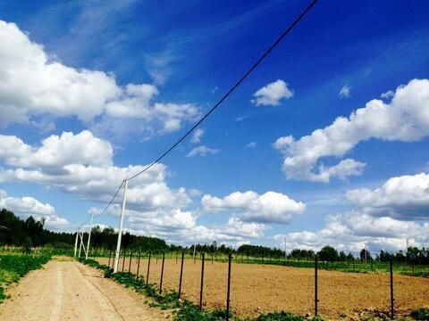 Участок 15 сот ИЖС в д. Нововолково, Озернинское водохранилище - Фото 1