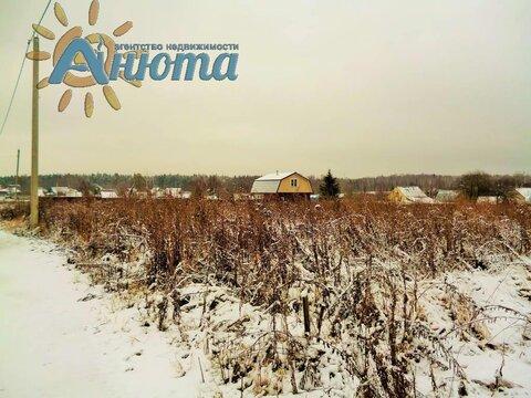 Продается участок 20 соток в заповеднике «Барсуки» Жуковского района. - Фото 1