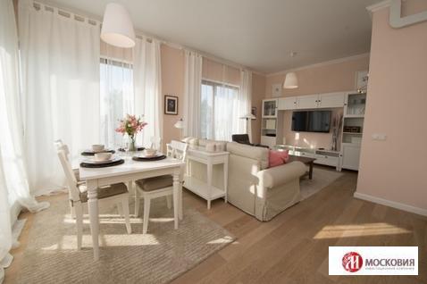 2 комнатная квартира 78 кв.м, д. Рогозинино, 24 км от МКАД - Фото 3