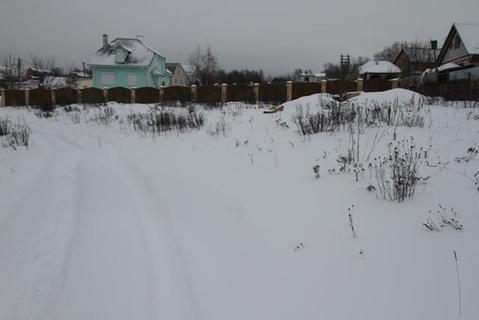 Продается участок 15с. д. Кромино, 45 км от МКАД - Фото 4