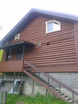 Бревенчатый дом в Ивушке - Фото 1