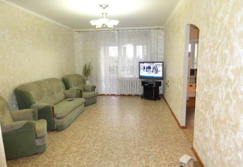 Двухкомнатная квартира на ул.Гарифа Ахунова 18 - Фото 1