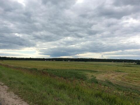 Великолепный участок 80 сот для Вашего бизнеса в 15 км по Новоряз. шос - Фото 2