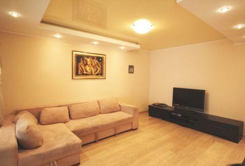 3-комнатная квартира в Ялте с отличным ремонтом, Купить квартиру в Ялте по недорогой цене, ID объекта - 317948916 - Фото 1