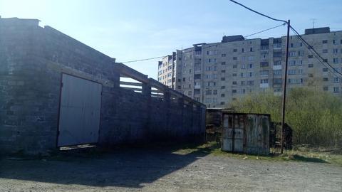 Незавершенное строение.цех 950кв.м.шбл.кр.к. - Фото 4