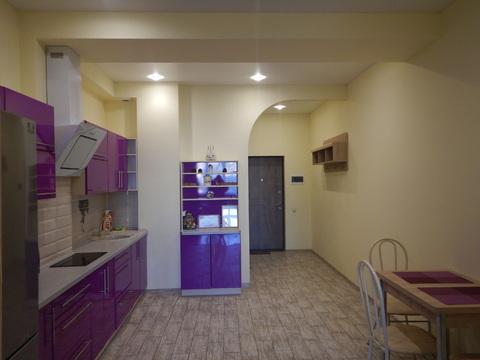 Сдаю посуточно 1-конм. квартиру, Севастополь-Сенявина-5, 4 эт, 45 кв.м - Фото 3