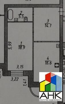 Продам 1-к квартиру, Ярославль г, Республиканская улица 51к3 - Фото 4