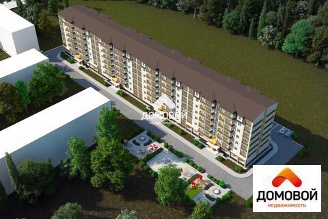 1-комнатная квартира в новостройке, Васильевское, рядом с г. Серпухов - Фото 4