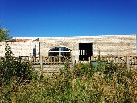 Недостроенный дом д. Зеньково - Фото 3