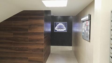 Однокомнатная квартира с удобной планировкой 39 м2 в Сданом доме