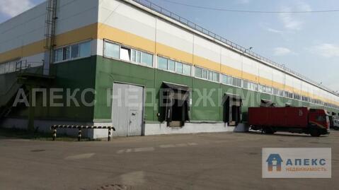 Аренда помещения пл. 1728 м2 под склад, Мытищи Ярославское шоссе в . - Фото 3