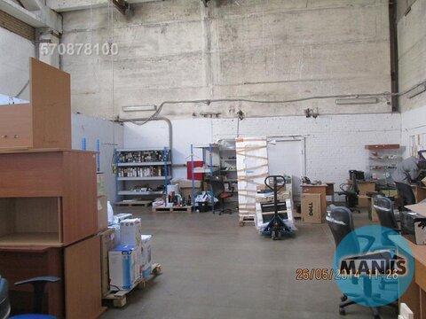 Теплое, сухое производственно - складское помещение, состоящее из двух - Фото 1