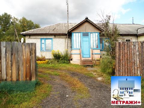 Половина дома в Камышлове, ул. Северная, 63-д - Фото 1