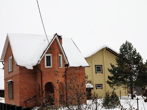Уютный дом 90 кв.м. для круглогодичного проживания. Хорошая транспорт - Фото 2