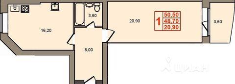 Продаю1комнатнуюквартиру, Кострома, улица Свердлова, 56, Продажа квартир в Костроме, ID объекта - 323531169 - Фото 1