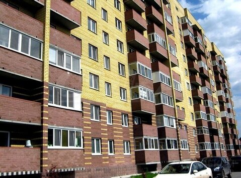 2 комн. квартира в новом кирпичном доме, ул. Голышева,4 - Фото 1