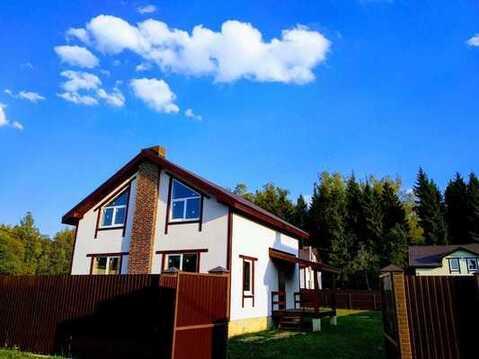 Продаётся жилой дом 155 кв.м на участке 8 сот. - Фото 1
