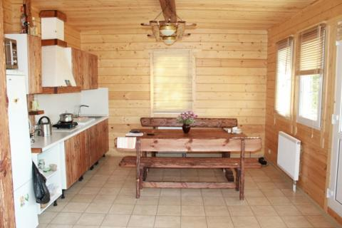 Новый дом, баня, 31 сотка реально на первой линии реки Волга - Фото 5