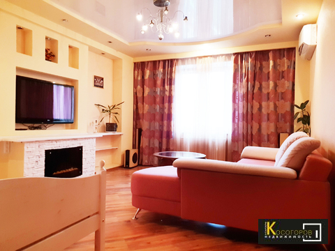 Купи 3 ком квартиру 88 кв.М европейская планировка И ремонт - Фото 1