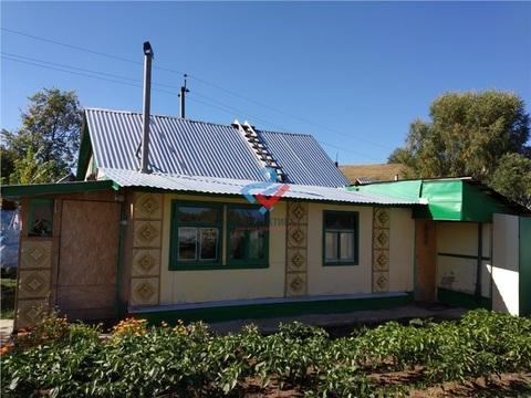 Дом в Юматово 64 кв м на учаске 7 соток - Фото 1