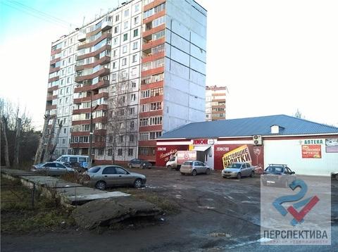 Ул.Ямпольская, 11, Купить квартиру в Перми по недорогой цене, ID объекта - 322883153 - Фото 1