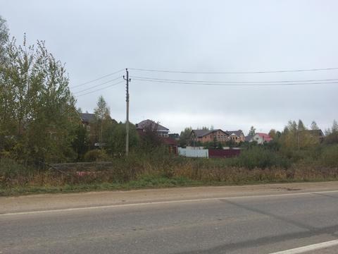 Участок Солнечногорск ул.Вертлинская - Фото 1