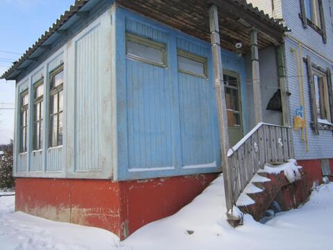 Прается 1/2коттеджа в д.Борисово Алексинский район - Фото 2
