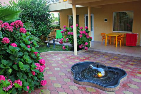 Гостиница +дом с бассейном в Адлере у моря - Фото 4