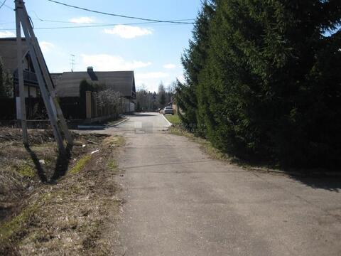 Участок 7 сот. , Новорижское ш, 32 км. от МКАД. дер. Липки - Фото 4