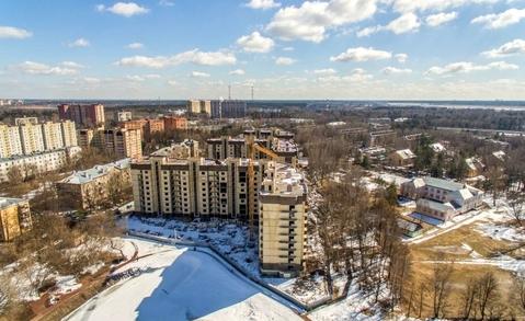 3-к квартира, 96,74м, 2/9 эт, Щелково, Ленина кв, ЖК . - Фото 4